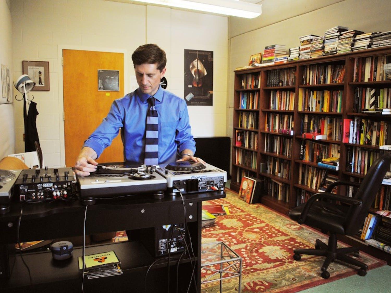 DJ Mark Katz
