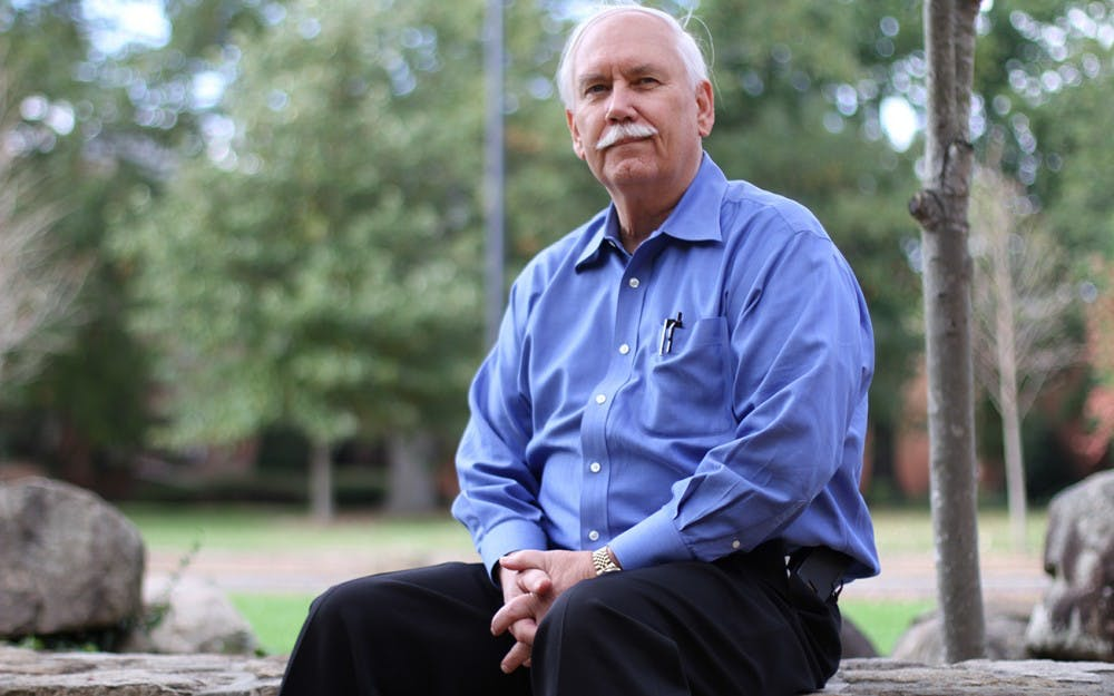 Former provost Carney returns to classroom