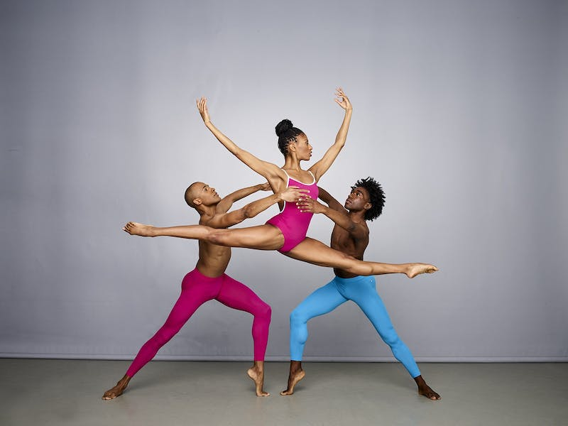 "The Alvin Ailey American Dance Theater is returning to Chapel Hill for its U.S. tour, ""Ailey Revealed,"" on Feb. 11 and 12 at 7:30 p.m at Memorial Hall.  Photo courtesy of Andrewn Eccles."