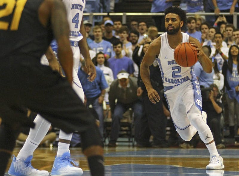 UNC vs. Long Beach State 11/15/16
