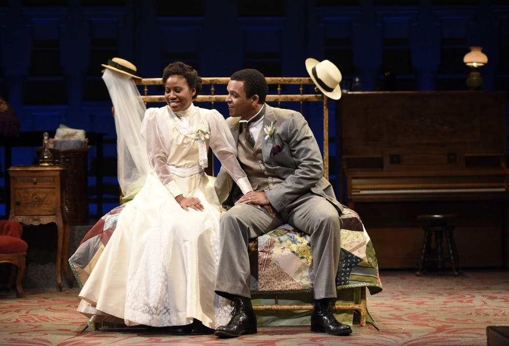 PlayMakers' 'Intimate Apparel' shows emotional range