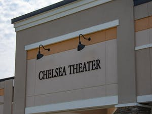 The Chelsea Theater reopened with renovations on Friday, April 16th, 2021.