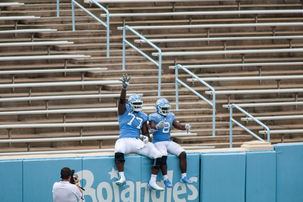 Tar Heel fans express mixed emotions over no-attendance policy for UNC football