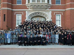St. Gregory's University graduated its last class at the end of the fall 2017 semester. Students that did not graduate had a month to make new plans. Photo courtesy of Michael White.