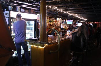 Goodfellows, a bar on Franklin Street, has a program called 'Ask For Angela' where customers are encouraged to ask bar staff for Angela if they feel unsafe at the bar.