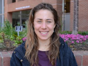 Laura Mindlin, Edible Campus Initiative Coordinator.