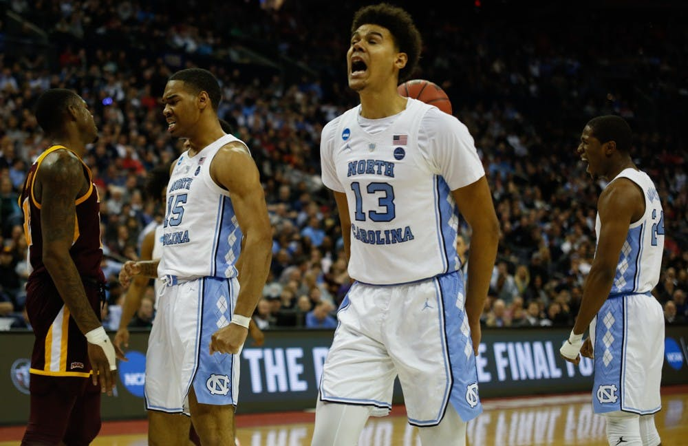 Cameron Johnson chases the 2017 national championship feeling