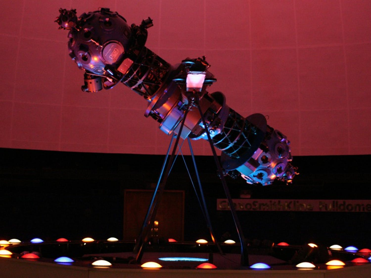 The Morehead Planetarium is in the process of phasing out the 42-year-old Zeiss VI Star Projector for a new digital projection system. The digital projectors will not be visible like the current projector, making the planetarium experience much different.