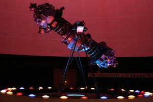 The Morehead Planetarium is phasing out its 42-year-old Zeiss VI Star Projector for a new digital projection system changing the experience.