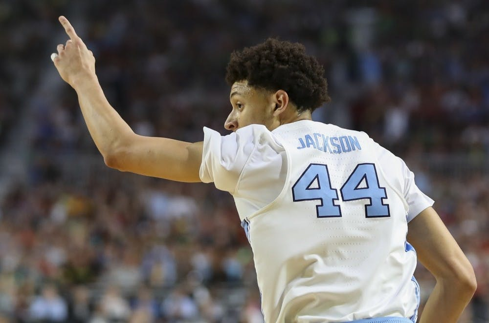 Sacramento Kings select Justin Jackson with No. 15 pick in NBA Draft
