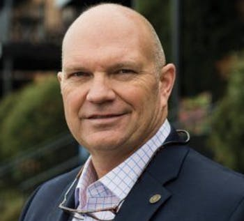 Harry Smith is the founder and chairman of Rise Capital, a private equity firm. He served on the UNC Board of Governors for nearly seven years, including as chair of the Budget and Finance Committee, and as vice chairperson and chairperson of the Board. Photo courtesy of Harry Smith.