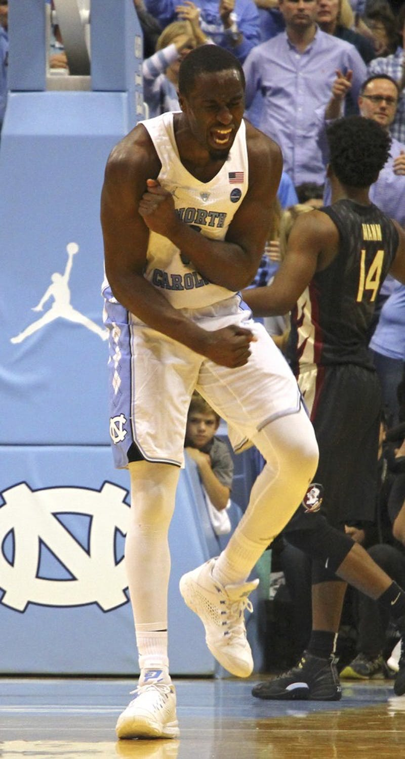 The No.11UNC men's basketball team defeated No.9Florida State 96-83 on Saturday in Chapel Hill.