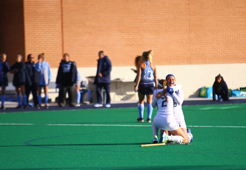 The Tar Heels fell to Delaware 3-2 in the NCAA championship game in Norfolk, Virginia Sunday afternoon.