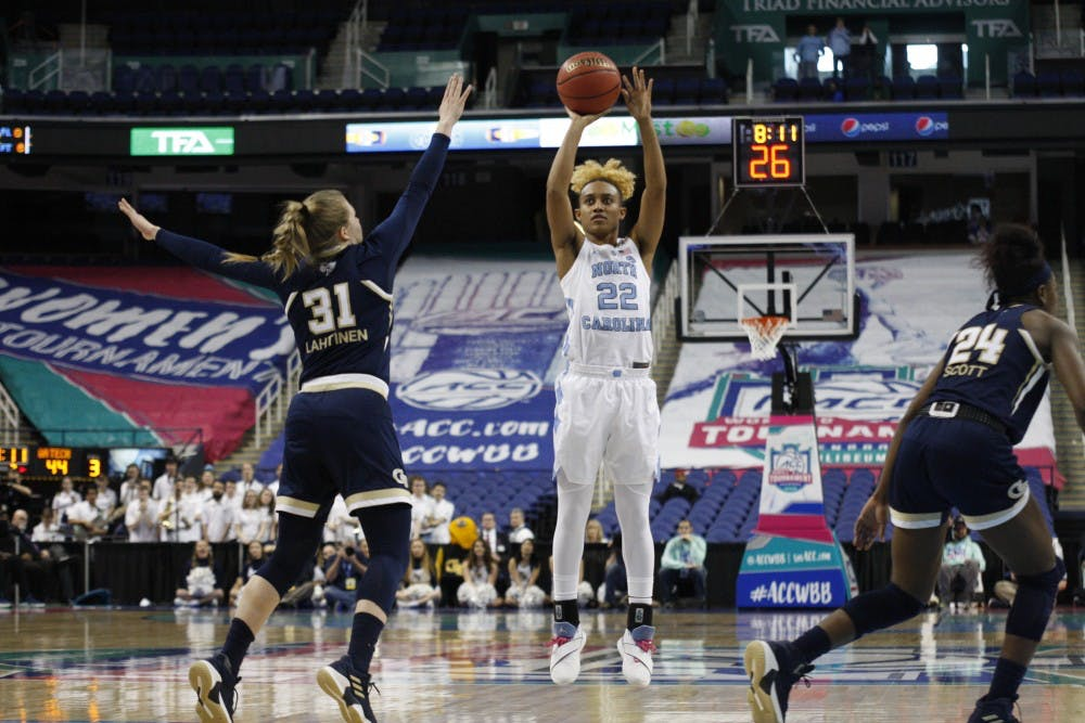 Analysis: UNC women's basketball a different team when Watts, Kea and Bailey all play