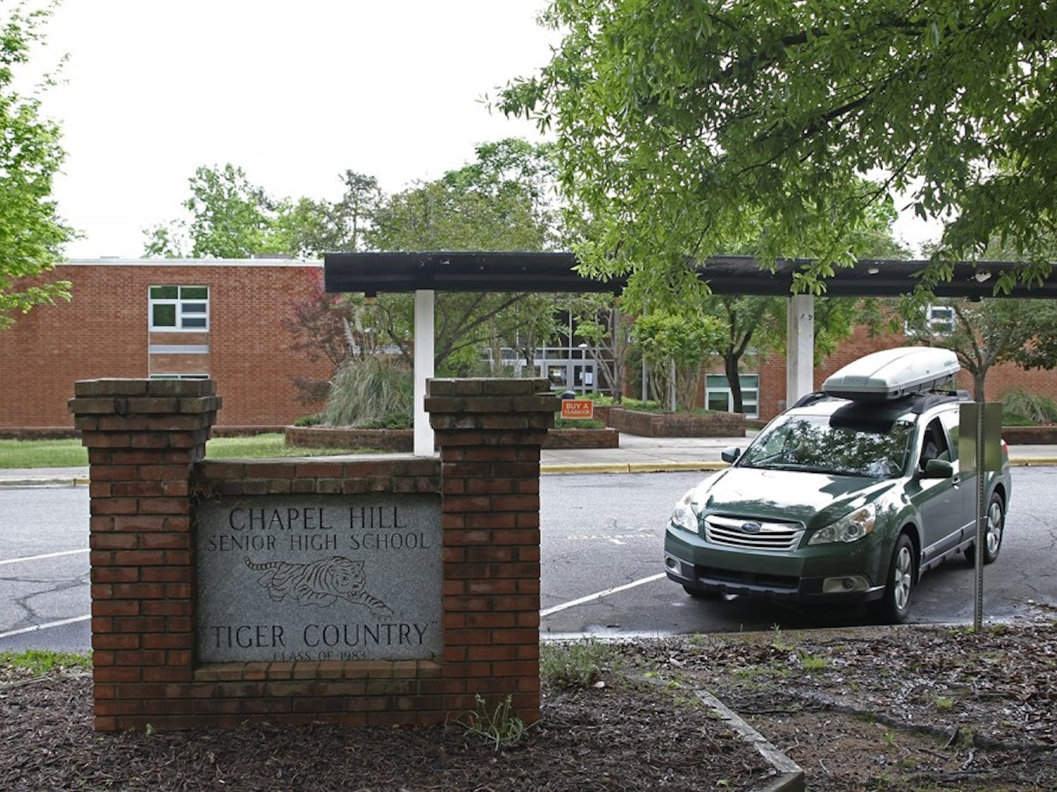 Chapel Hill High School is a part of Chapel Hill-Carrboro City Schools, one of the top-ranked school districts in the state.