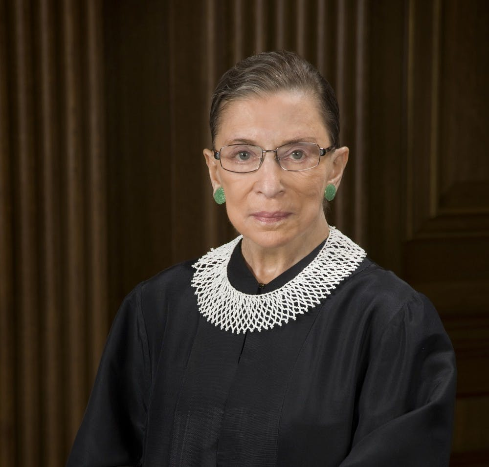 In the days after RBG's death, UNC law students mourn the loss of a role model