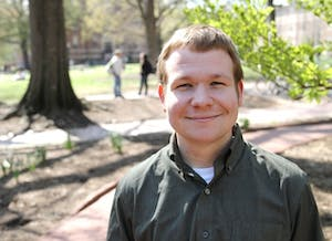 Junior Steven Norton plans to improve training for new staff, create an online mentality in the entire newsroom and reach out to alumni readers.