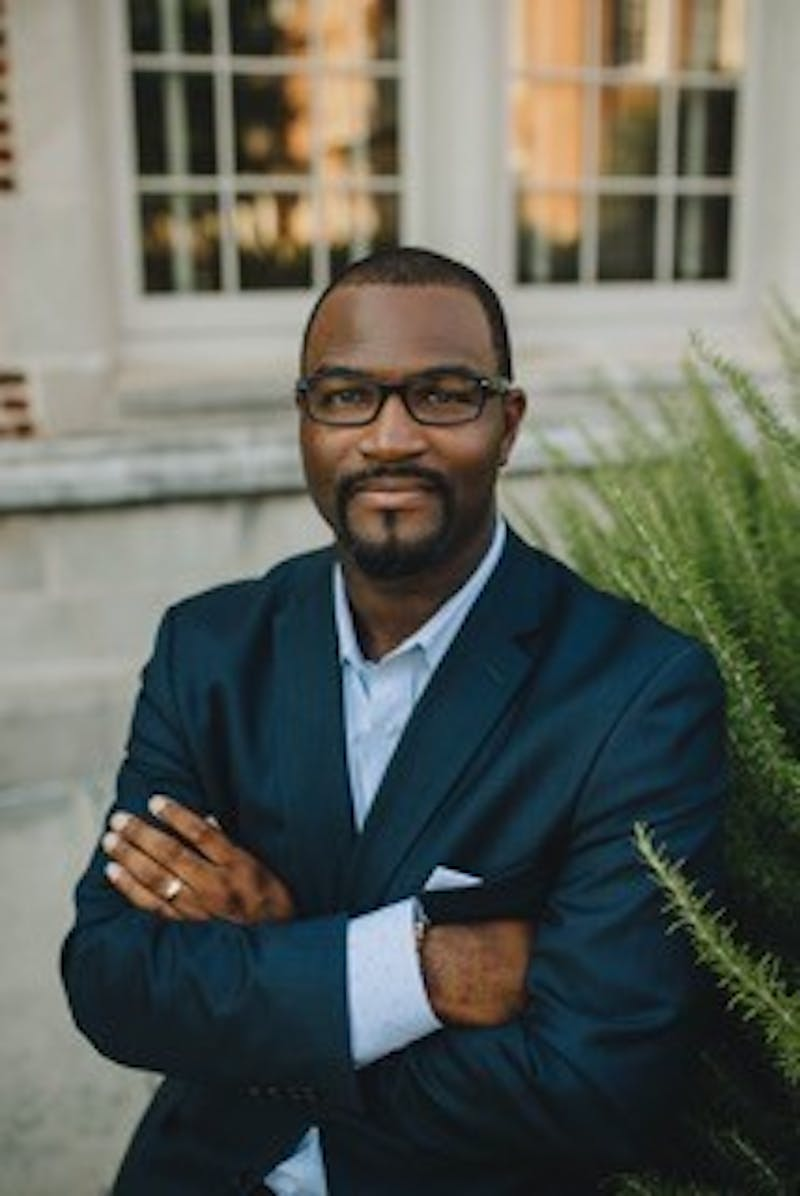 "Brandon K. Winford, the author of ""John Hervey Wheeler, Black Banking, and the Economic Struggle for Civil Rights,"" will be giving a book talk at the Museum of Durham History on Feb. 7, 2020. Photo courtesy of Brandon K. Winford."