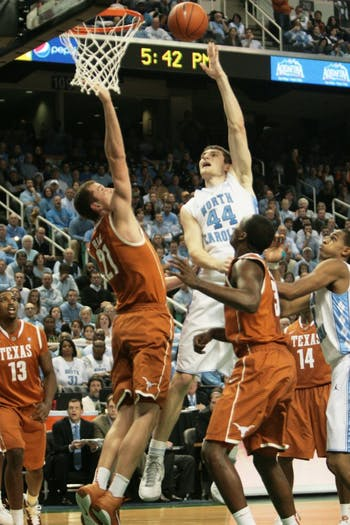 Tyler Zeller had 14 points and seven rebounds but missed a key left-handed hook shot in the final seconds of the game on Saturday.
