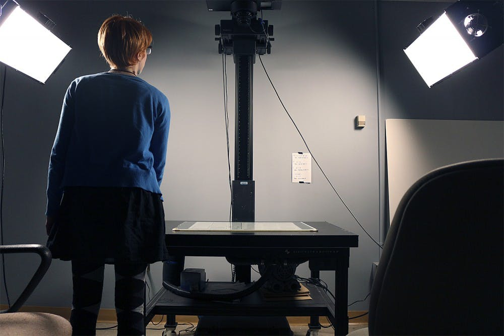 North Carolina Digital Heritage Center is up for the highest library honor