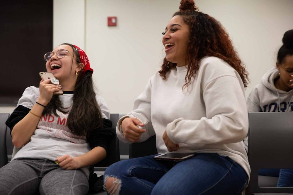 'Something for us and by us': The Bridge seeks to uplift women of color