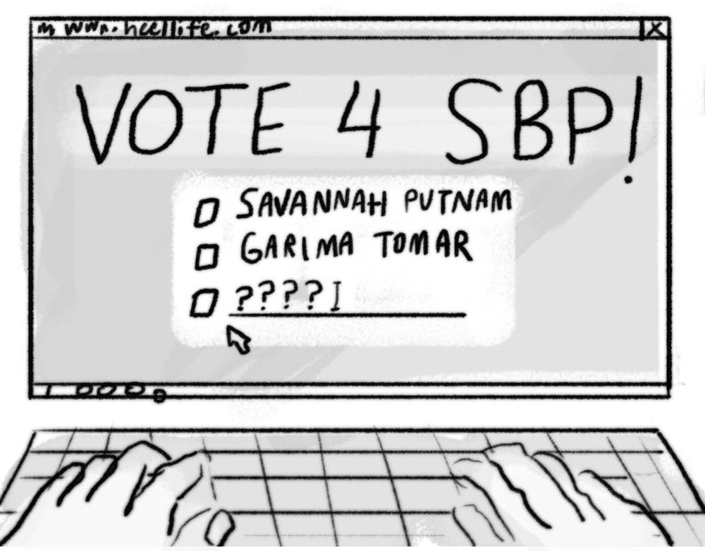 Editorial: Let's be engaged but realistic for the SBP election