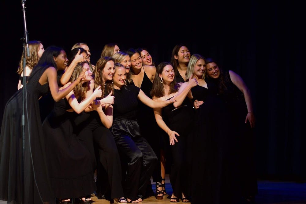 Finding harmonies through Zoom: UNC a cappella groups adjust to rehearsing virtually