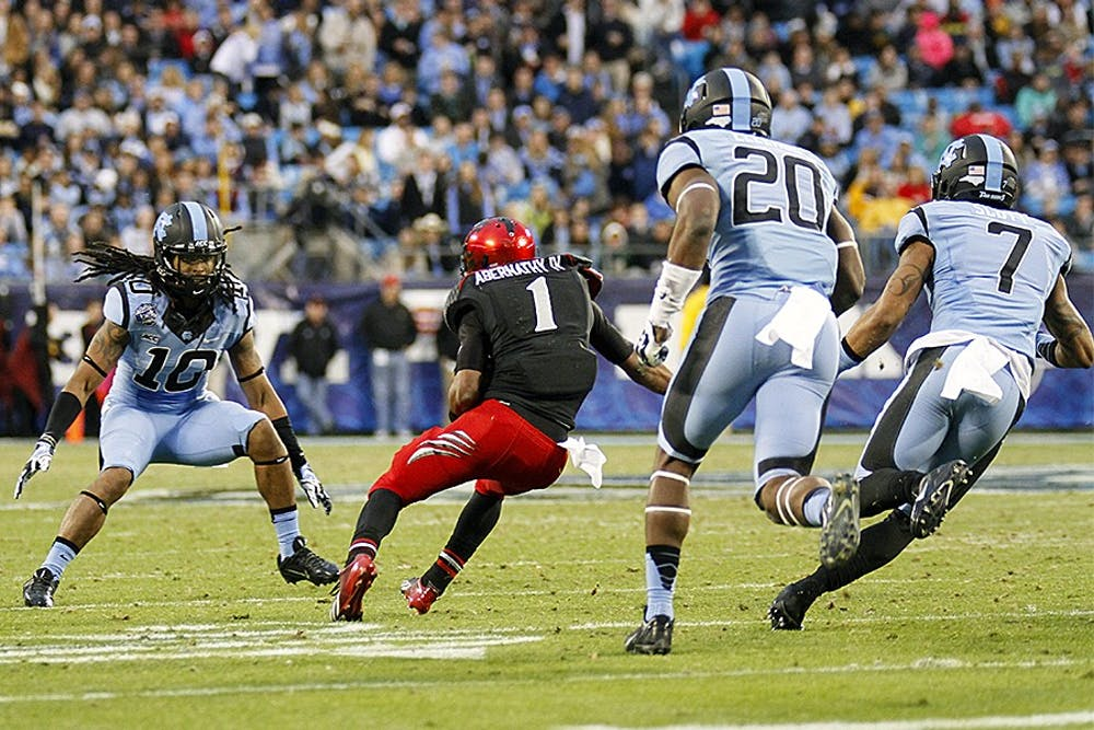 Tar Heels in the Pros: Three former UNC players finished with impressive NFL seasons