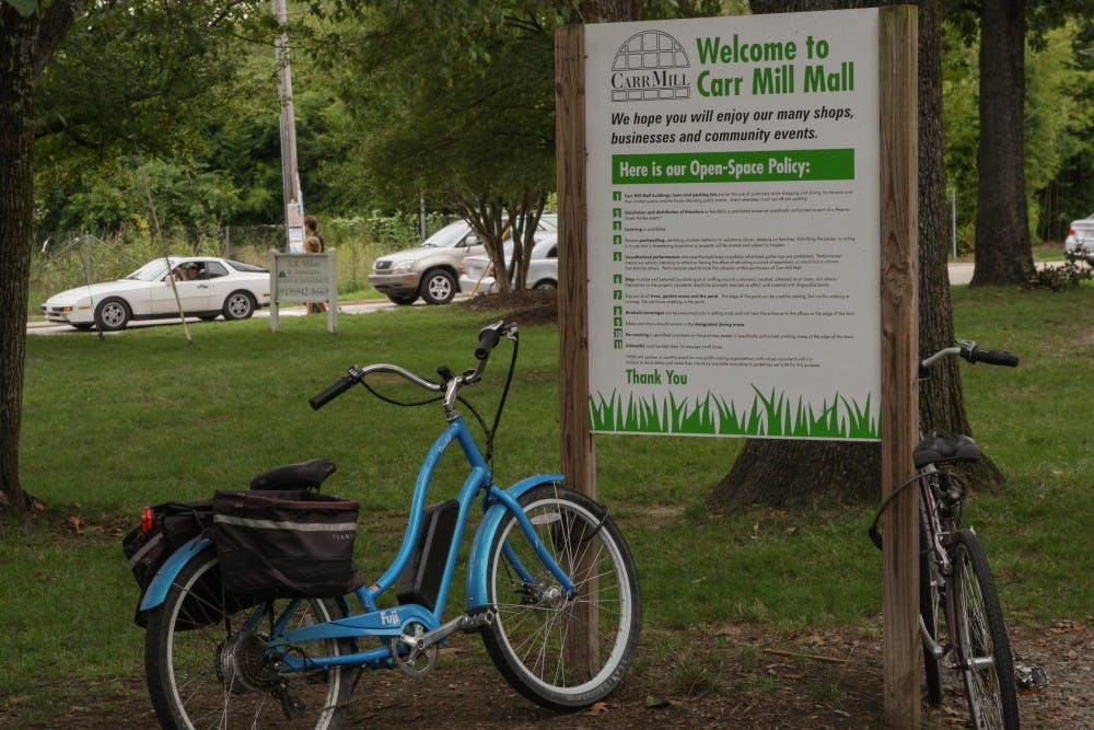 Bike plan sparks debate at Carrboro Board of Aldermen meeting