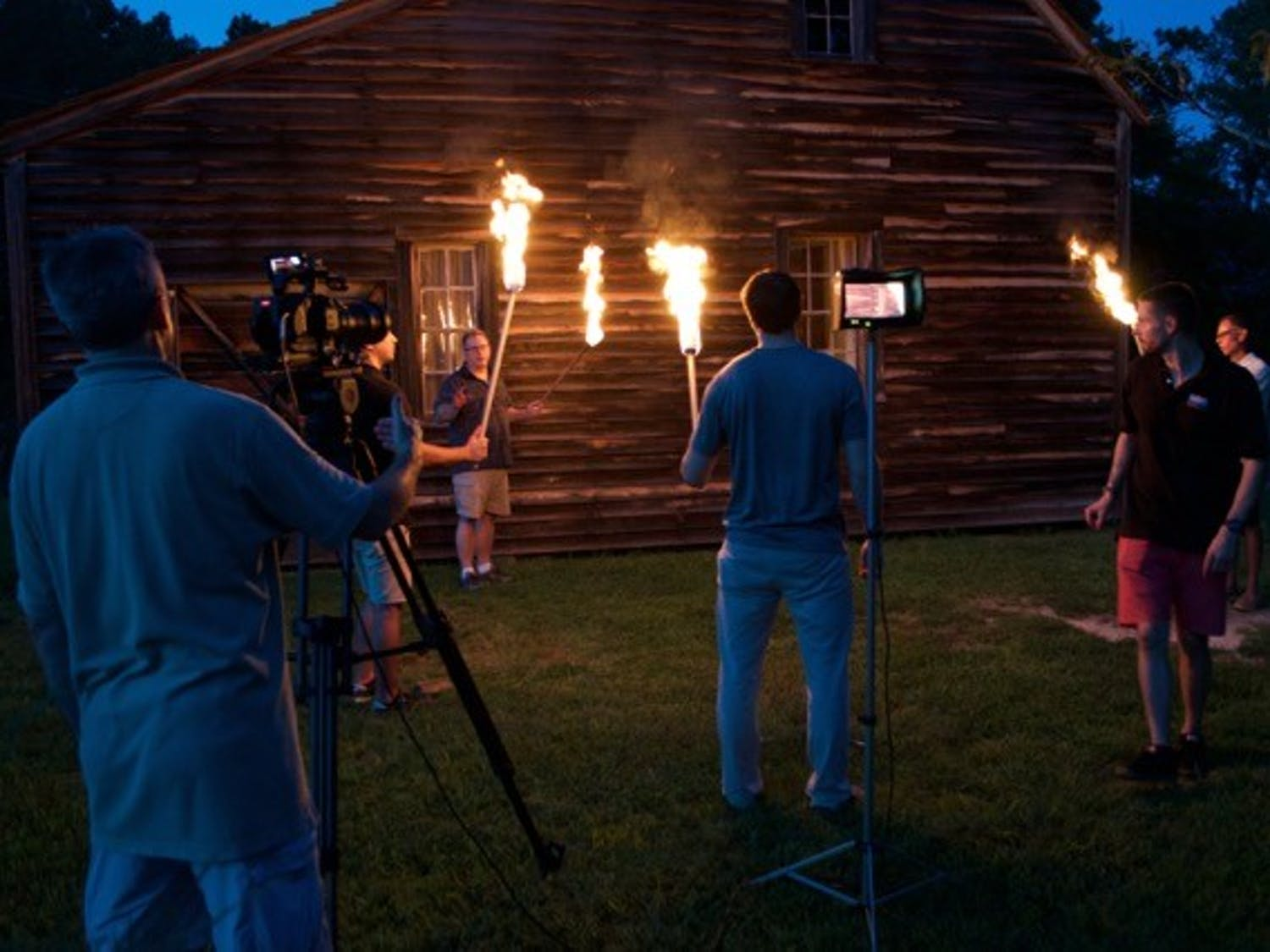 """""""Shaw Rising,"""" a documentary about the first HBCU in the South, won an Emmy. Photo courtesy of Goodtree Studio."""