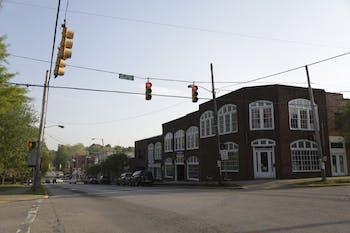 Hillsborough has begun major overhauling renovations to their downtown area.