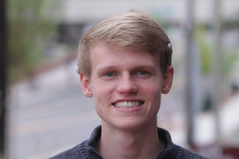Assistant sports editor Alex Zietlow