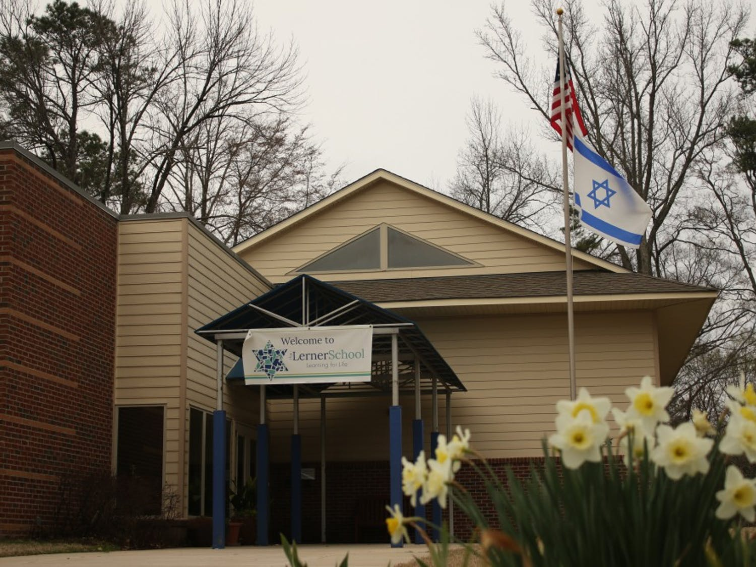 On Wednesday, The Lerner Jewish Community Day School received an anti-semitic bomb threat.