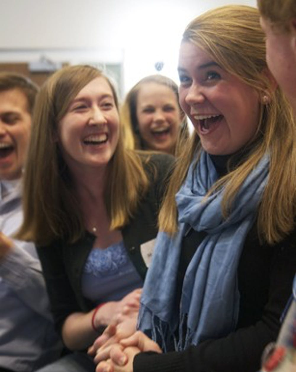 <p>Student Body President Mary Cooper received 62 percent of the runoff election vote. </p>