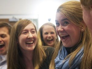 Student Body President Mary Cooper received 62 percent of the runoff election vote.