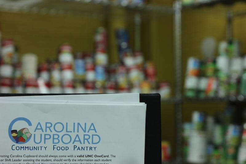 Carolina Cupboard is located in the basement of Avery Residence Hall and it is available for student access.