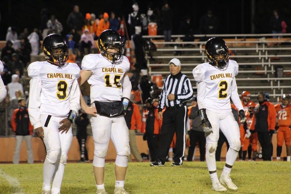 Chapel Hill High School football team 'optimistic' as it prepares for delayed season