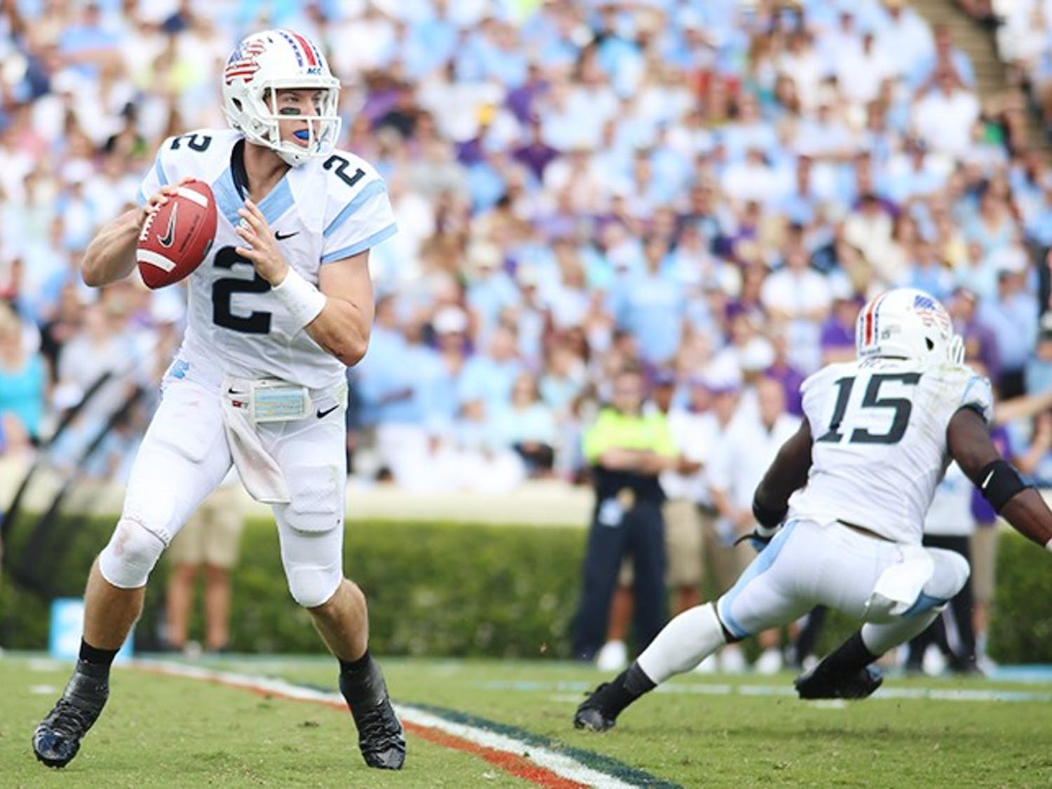 After Bryn Renner sat out of UNC's 27-17 loss to Virginia Tech Oct. 5 with a foot injury, coach Larry Fedora said the quarterback will return to the starting lineup Thursday against No. 10 Miami.