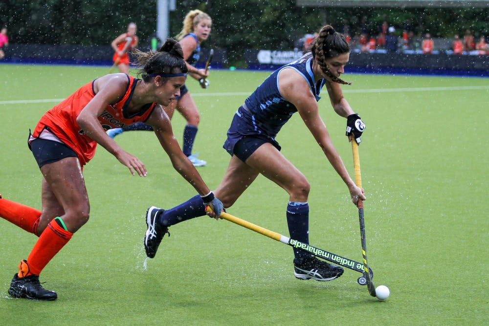 'Two peas in a pod': How North Carolina field hockey builds success through siblings
