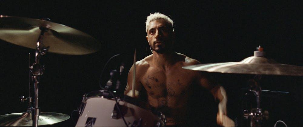 Riz Ahmed as Ruben in SOUND OF METAL. Photo courtesy of Amazon Studios.