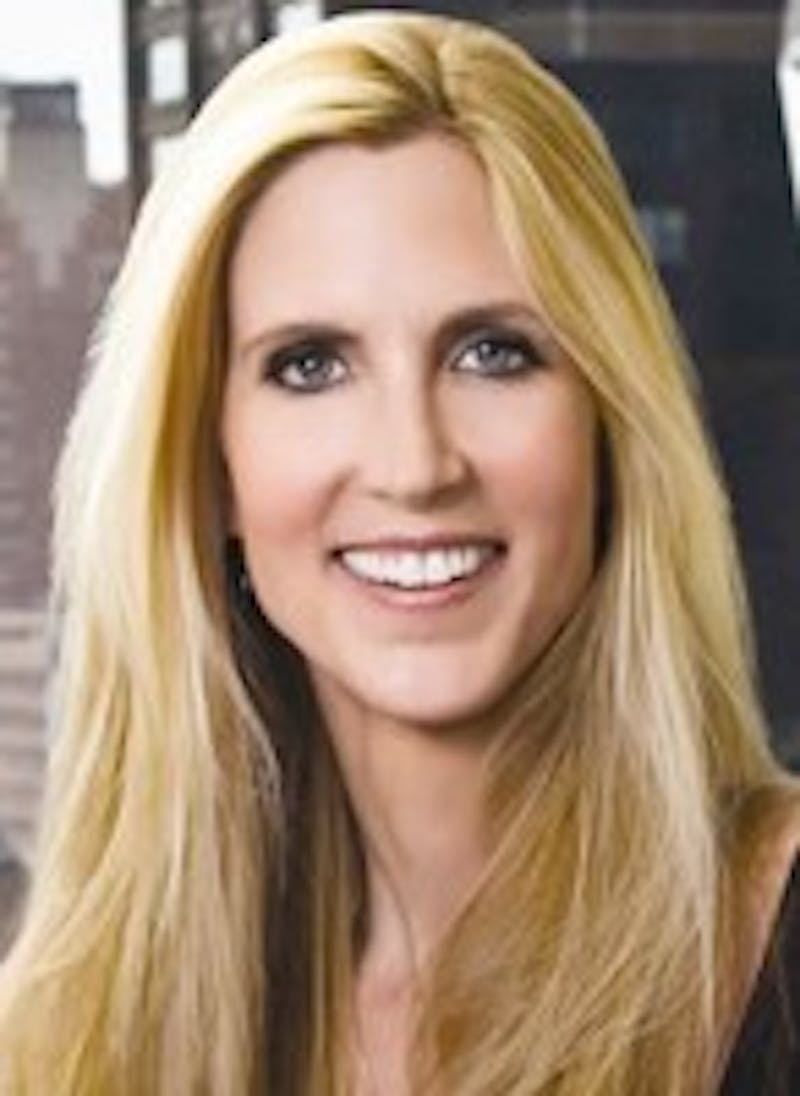 Photo: Ann Coulter speech still possible at UNC (Josie Hollingsworth)