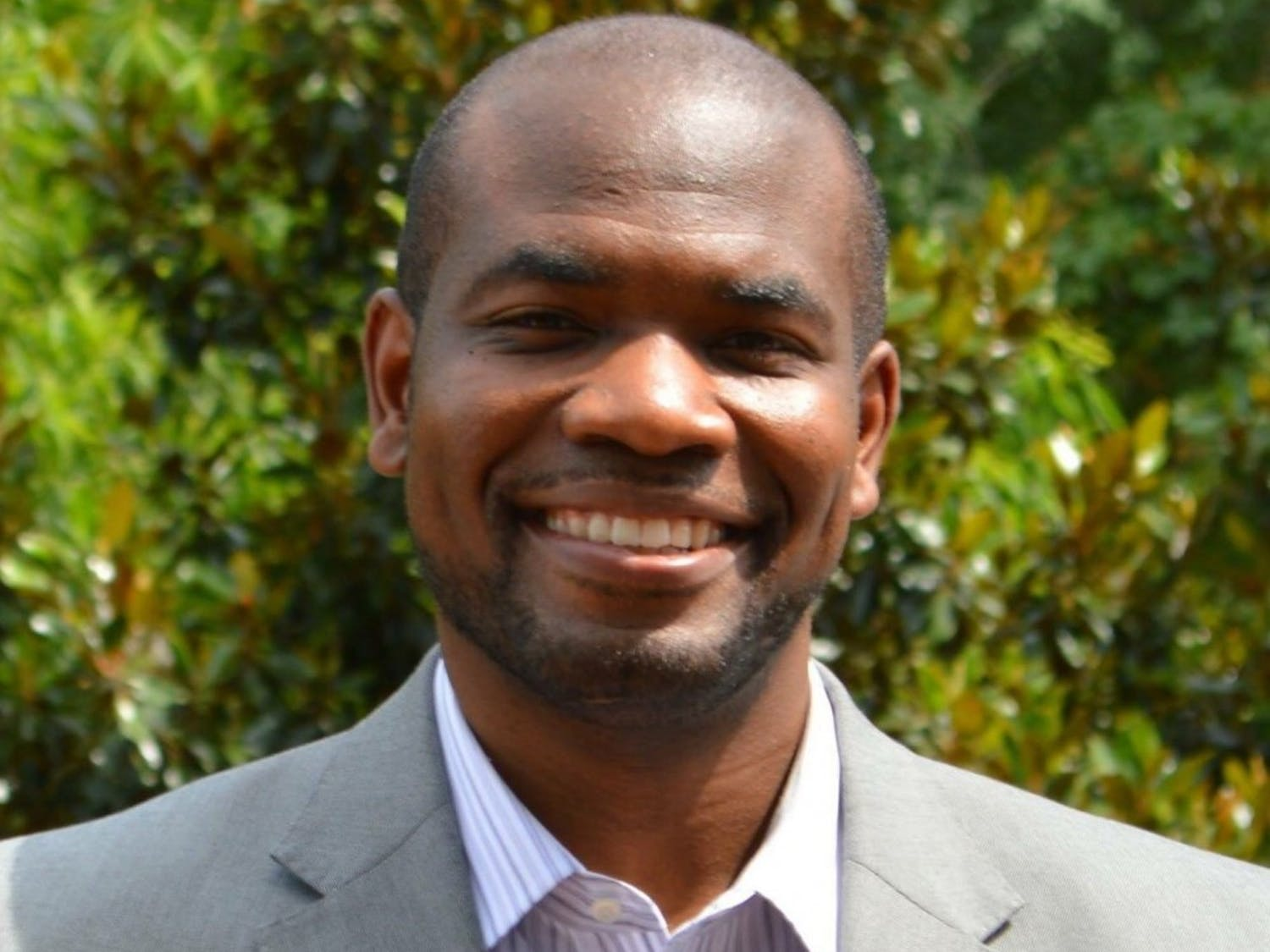 Chapel Hill Town Council member Allen Buansi's will not be running for reelection, he recently announced. Photo courtesy of Allen Buansi.