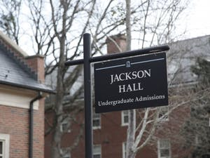 Jackson Hall, home to undergraduate admissions, is named after Blyden and Roberta Jackson,  two of the first Black faculty members on campus to receive tenure and some of the first African-American professors in the Southeast.