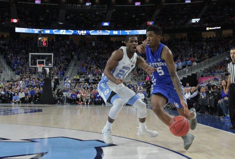 Malik Monk still unsolvable for UNC men's basketball defense