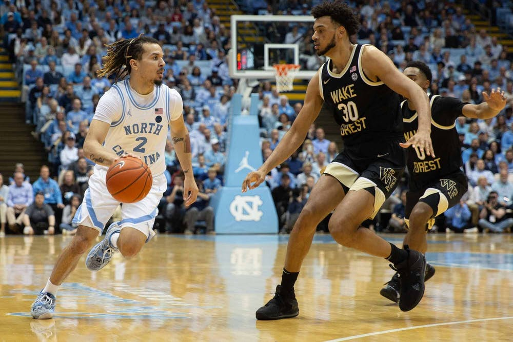 'We're not scared of anybody': With win over Wake Forest, UNC is building momentum
