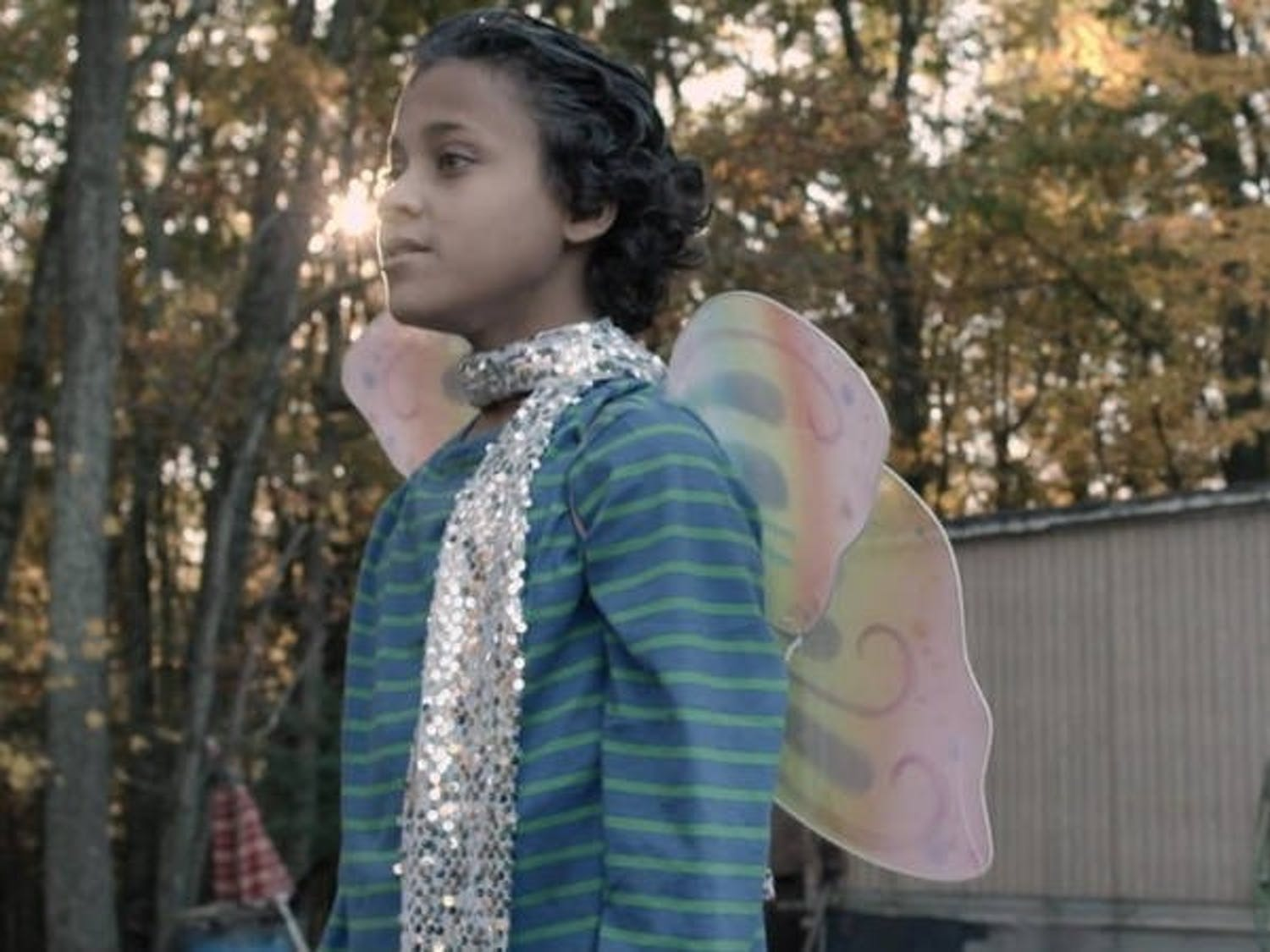 "Coco Monroe stars in ""Sweet Honey Chile,"" which will be screened Thursday, Oct. 8, 2020. Photo courtesy of director Talibah Newman."