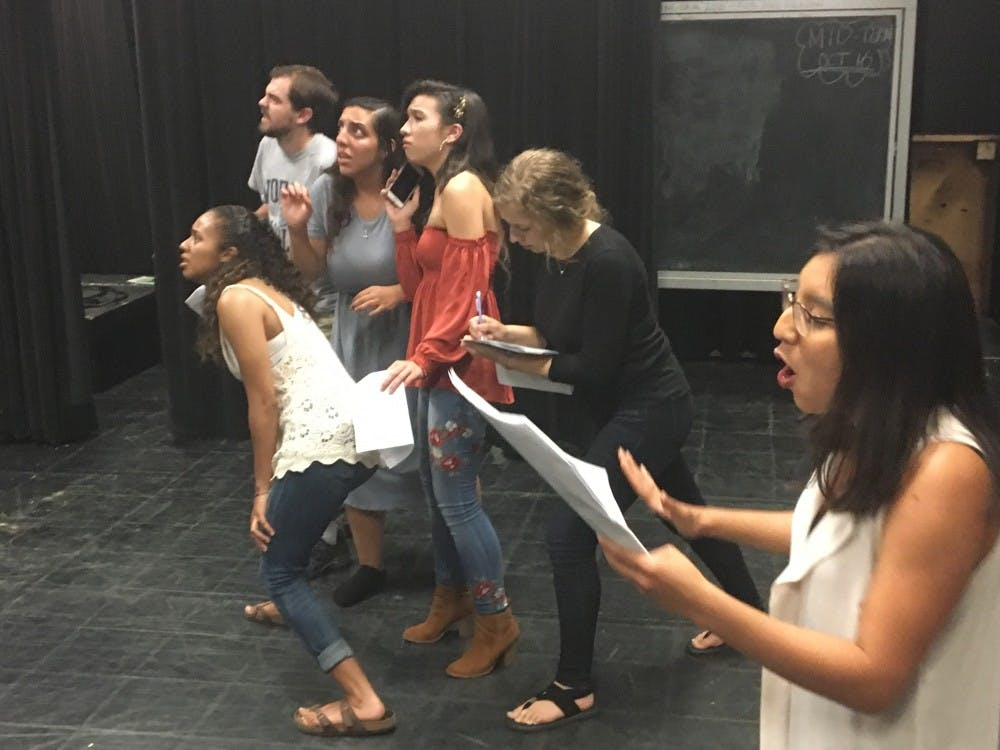 Company Carolina's War of the Worlds production brings panic to UNC