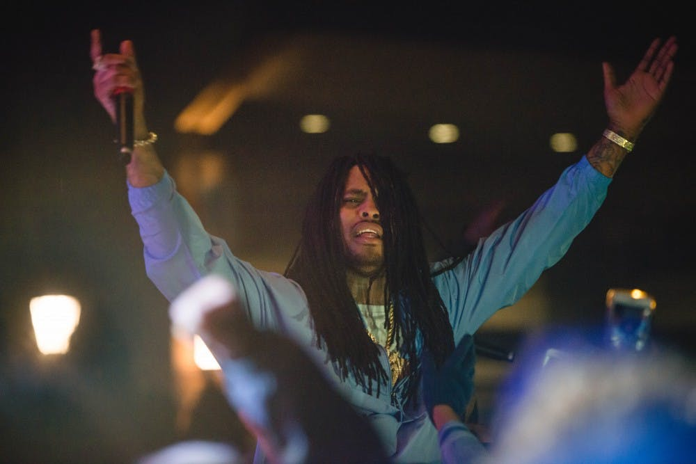 High energy and low temperatures at the 2018 Jubilee with Waka Flocka Flame