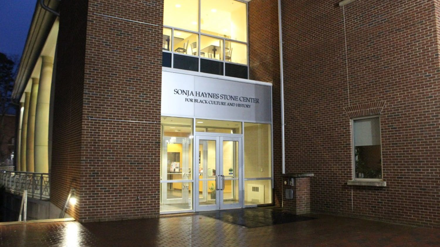 The Sonja Haynes Stone Center for Black Culture and History on Thursday, Jan. 17. Artist Charles Williams will have a new exhibit in the center this spring.