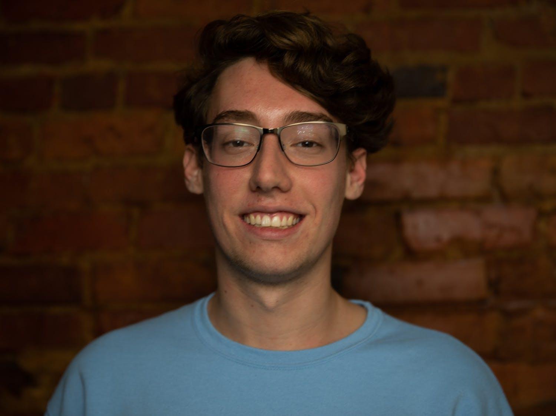 Aaron Sugarman, Arts & Culture assistant editor.